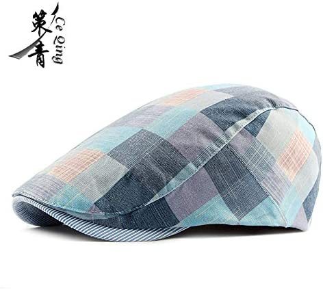 OUYANG Sombrero para Hombre Primavera y Verano Nueva versión ...