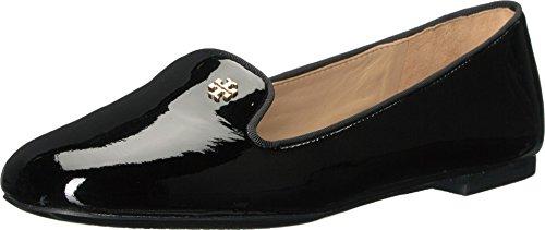 Tory Burch Samantha Black Patent Leather Loafers (Tory Burch Patent Leather)