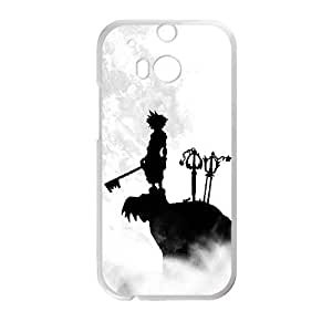 Kingdom Hearts03.jpgHTC One M8 Cell Phone Case White 05Go-465593