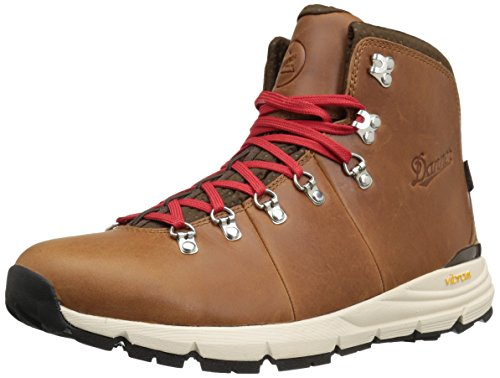 Danner Men's Portland Select Mountain 600 Hiking Boot, Saddle Tan, 10 D US