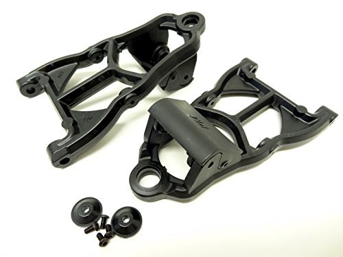 King Motor Front Lower HD Nylon Arm Set Fits HPI Baja 5B 5T Rovan