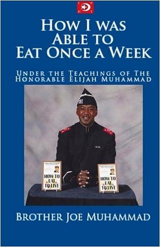eat once a week diet