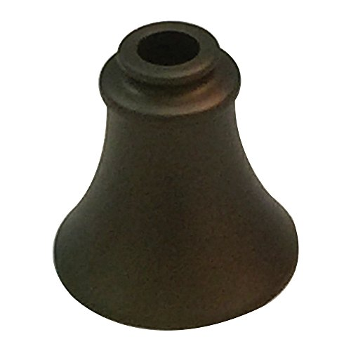 (Rohl 9.12752EB Perrin & Rowe Georgian Era Bell Housing Hood Only for All Deck Mounted Georgian Era Lavatory Faucets, English Bronze)