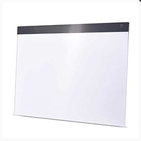 A2 A3 LED Drawing Board Tracing Light Box Table Stencil Art Copy Plate Pad Gifts