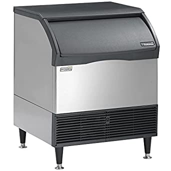 Scotsman CU3030MA-230 CU3030MA 230V Prodigy Self-Contained Undercounter Ice Machine, Air Condenser 250 lb. Production 110 lb. Storage