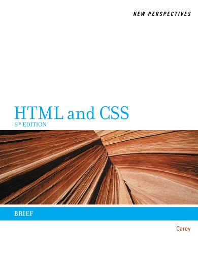 New Perspectives on HTML and CSS: Brief by Brand: Cengage Learning