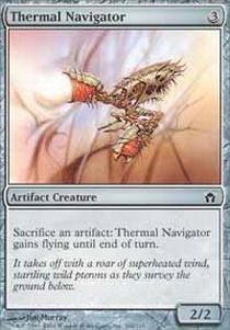 - Magic: the Gathering - Thermal Navigator - Fifth Dawn