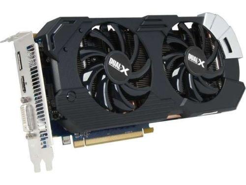 Sapphire Technology SAPPHIRE DUAL-X 100314-4L Radeon HD 6970 2GB 256-Bit GDDR5 PCI Express 2.0 x 16 Video -