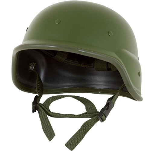 Tactical M88 U.S. Army Replica Helmet - Airsoft Full Head Coverage - OD Green -