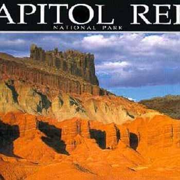Capitol Reef (National Park, UT) (Postcard - Lancaster City Park Pa