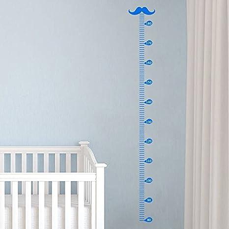 Medidor altura niños pegatina pared puerta vinilo decorativo ...