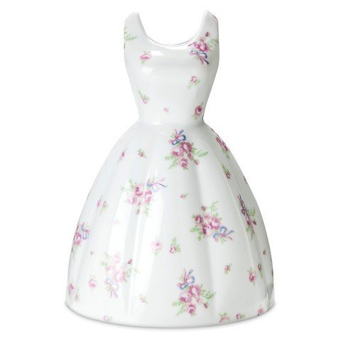 Flower Dress Night Light - White - Simply Shabby Chic TRG
