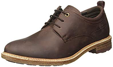Hush Puppies Men's Apollo Low Cut Leather Formal Shoes