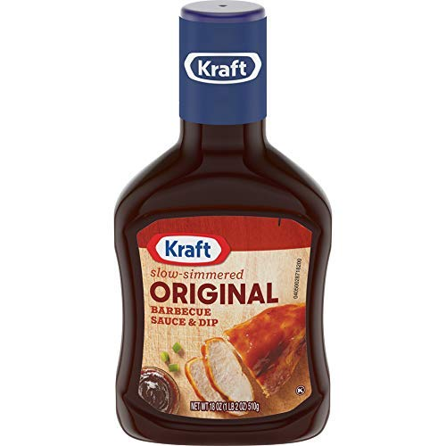 - Kraft Slow Simmered Original Barbecue Sauce (18 oz Bottles, Pack of 12)