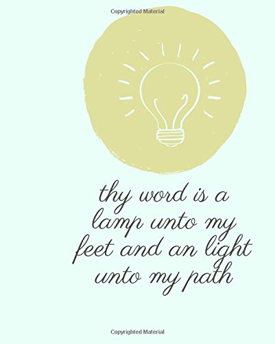 A Light Unto My Path - 8