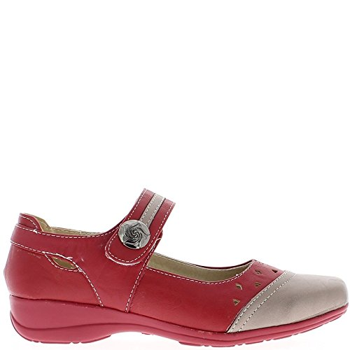 ChaussMoi , Sneaker donna Rosso rosso 38