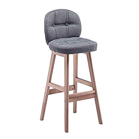 Pleasant Amazon Com Cyhwdhw Bar Stool Modern Minimalist Breakfast Beutiful Home Inspiration Ommitmahrainfo