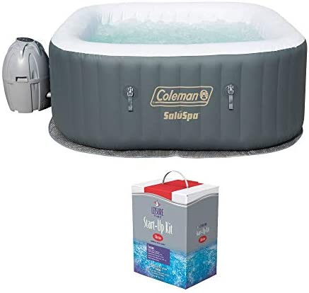 Top 10 Best coleman inflatable hot tub Reviews