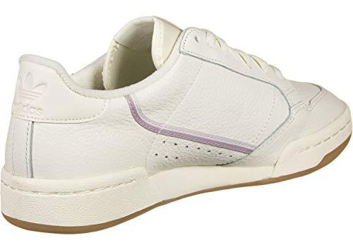 vissua 80 casbla W Multicolor tinorc Deporte Zapatillas Adidas Mujer Para Continental De 000 RZn5wUxPHq