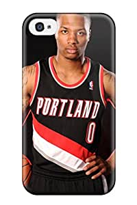 portland trail blazers nba basketball (31) NBA Sports & Colleges colorful iPhone 4/4s cases 1284004K973268164