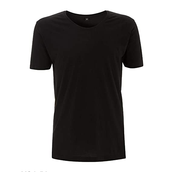 check out c9b43 04a58 Continental - Unisex T-Shirt mit U-Ausschnitt
