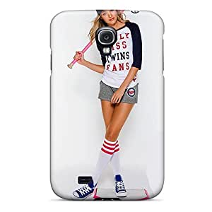 Tpu Case For Galaxy S4 With Candace Swanepoel