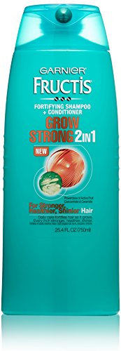 Fortifying 2in 1 Shampoo Conditioner (Garnier Hair Care Fructis Grow Strong 2-in-1 Conditioner, 25.4 Fluid Ounce)