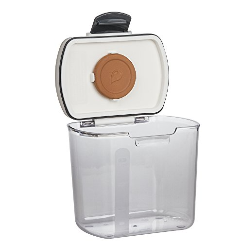 Progressive Brown Sugar Storage Container, Clear from Progressive International