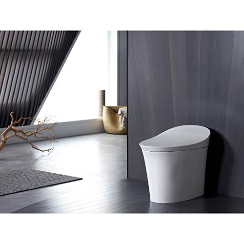 Kohler K Stonewood with Quick-Release Hinges Round-front Toilet Seat
