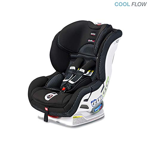 Britax Boulevard ClickTight Convertible Car Seat, Cool Flow Grey