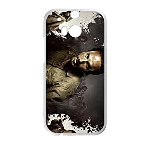 Happy The Walking Dead Design Pesonalized Creative Phone Case For HTC M8