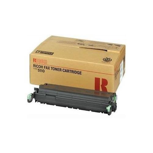 430208 Ricoh 430208 OEM Toner - Fax 5510L AIO Toner 10000 Yield Type 5110 (Generic) (Ricoh 5110 Fax Type Toner)