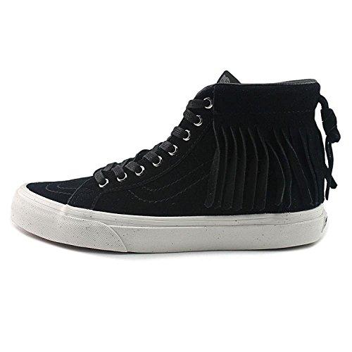 Niños B Zapatillas Suede Vans Black Hi Unisex Sk8 Moc XpwBBcUqZS
