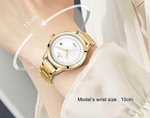 Women Watch Waterproof Analog Quartz Womens Watches Casual Fashion Female Dress Watch