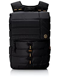 Focused Space The Slimline Backpack, Black, One Size
