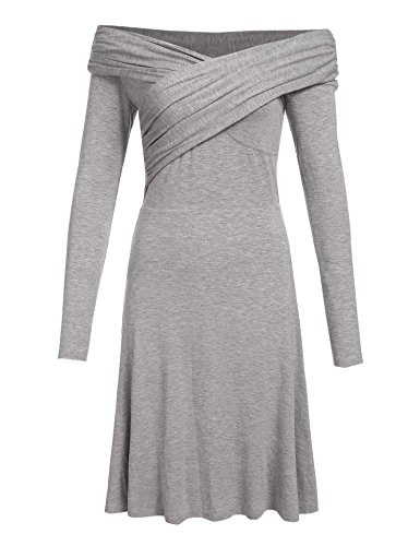Empire Waist Flirty Party Dress - 8
