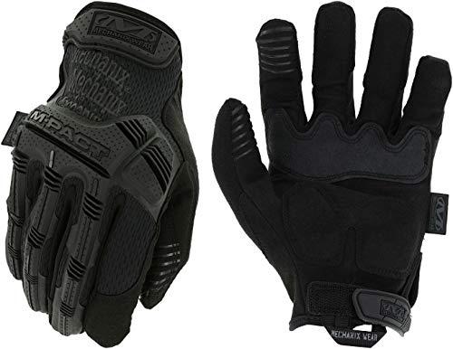 Mechanix Wear MPT-55-009  - M-Pact Covert Tactical Gloves (Medium, Black)