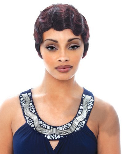 Janet Collection 100% Remy Human Hair Wig - MOMMY 5 (TM1B/30)