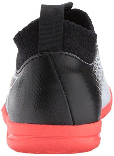 PUMA Kids' Evoknit Ftb Soccer Shoes