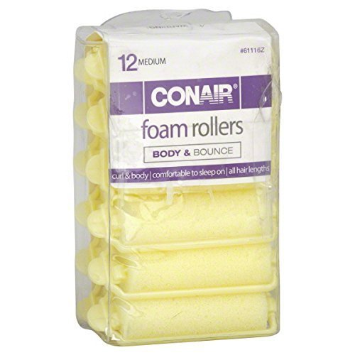 Conair Rollers Bounce Medium rollers