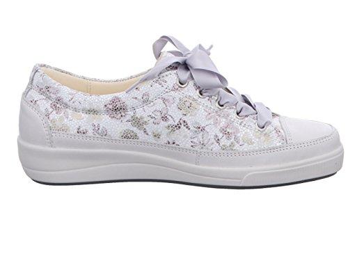 para Zapatos Weiß de Weiß 7954195106 Dietz Blanco mujer cordones Christian Piel de Eqx7aWETw0