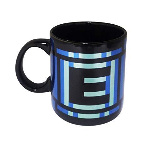 Mega Man E-Tank Ceramic Coffee Mug, 20-ounce (Megaman E Tank Mug)