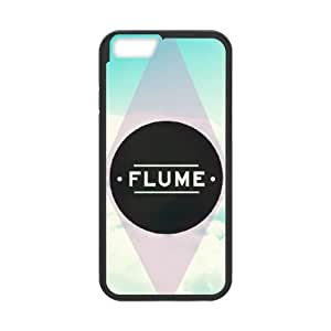 flume iPhone 6 4.7 Inch Cell Phone Case Black Customized Gift pxr006_5246925