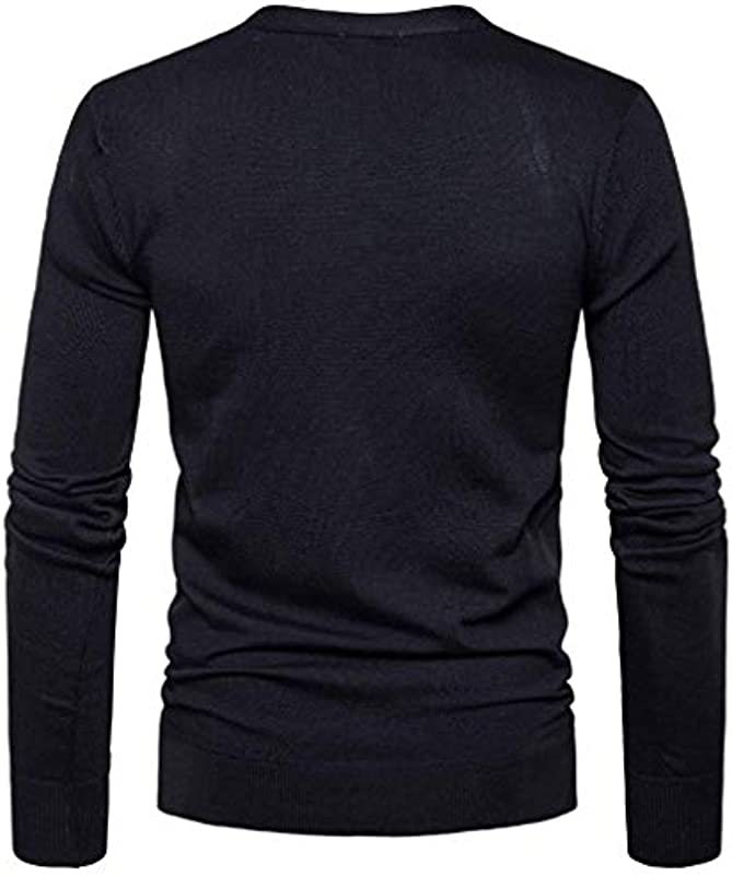 Erren bluza z długim rękawem wycięcie V Knit Sweater Outwear Coat wiosna klasyczna jesień elegancki normalny śpiwÓr płaszcz dzianinowy kurtka chłopcy: Odzież