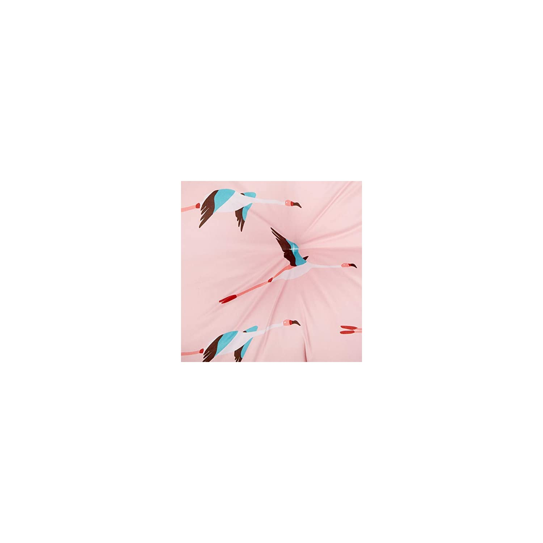 Deny Designs Holli Zollinger Floor Pillow, Flamingo Pink