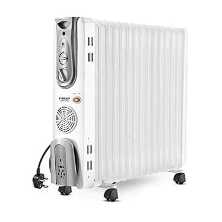 Eveready OFR13FG 2900W Oil Filled Room Heater