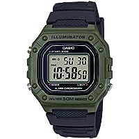 Relógio Casio Anadig Masculino W-218H-3AVDF-BR