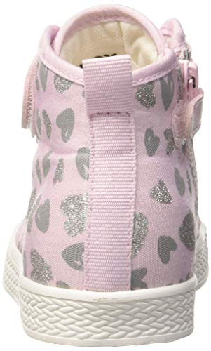 Altas Para Niñas Girl Jr Rosa Geox pink A C8005 Zapatillas Ciak pqS4XXxY