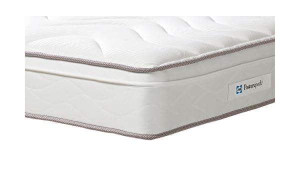 Sealy Dreamworld Sauce Geltex tensión Media colchón, 90 x 190 cm: Amazon.es: Hogar