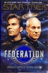 Star Trek: Federation (Star Trek (trade/hardcover))